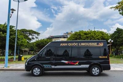 Xe Limousine Vũng Tàu Sân Bay