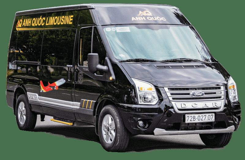 Xe Limousine Anh Quốc Vũng Tàu Sài Gòn Sân Bay