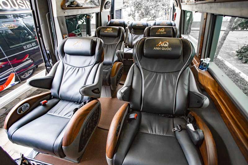Xe Anh Quốc Limousine Vũng Tàu Sân Bay