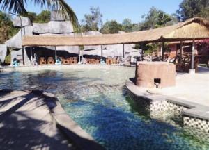 Khu du lịch suối nước nóng Bình Châu (Ảnh: Internet)