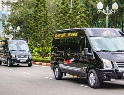 Lộ trình xe limousine trung chuyển từ TP Hồ Chí Minh về Vũng Tàu