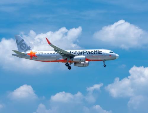 Đại lý vé máy bay JETSTAR tại Vũng Tàu
