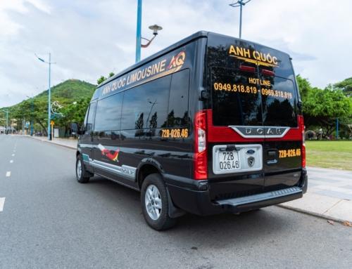 Dịch vụ cho thuê xe limousine theo hợp đồng tại Vũng Tàu