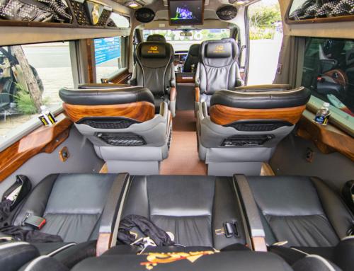 Lợi ích khi trải nghiệm xe limousine đi Sài Gòn của Anh Quốc
