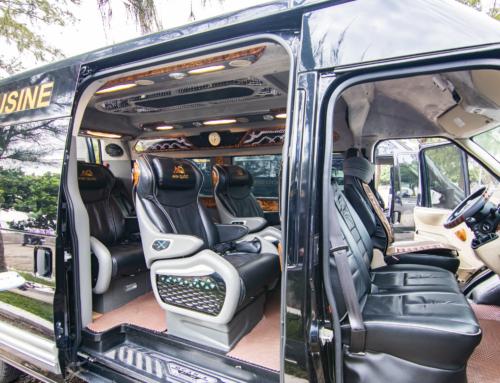 Luôn giữ ổn định giá vé 160.000 đồng/ghế massage và 140.000 đồng/ghế thường