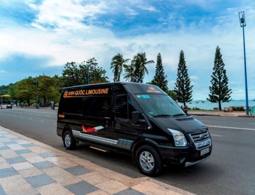 Đội xe DCAR XPLUS được khách hàng yêu thích nhất khi đi VT – TP HCM