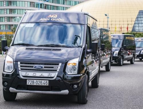 5 lý do nên lựa chọn đi xe limousine Vũng Tàu – TP Hồ Chí Minh của Anh Quốc