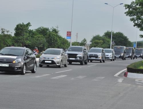Anh Quốc Limousine tạm dừng hoạt động tất cả các xe 9 chỗ đi TP. Hồ Chí Minh