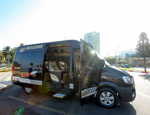 Anh Quốc Limousine vệ sinh, khử trùng toàn bộ đội xe phục vụ hành khách trong ngày