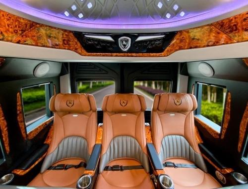 Anh Quốc giảm giá vé 3 ghế sau xe limousine Vũng Tàu – Tân Sơn Nhất
