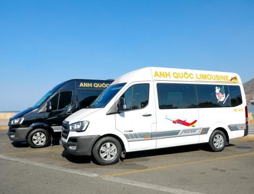 Lịch chạy và giá vé xe Limousine Anh Quốc tuyến Vũng Tàu – SB Tân Sơn Nhất